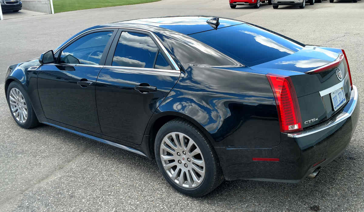 Cadillac Window Tinting